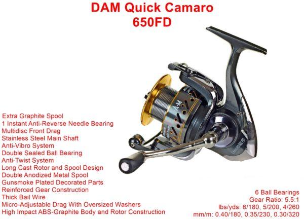 DAM Quick Camaro 650FD