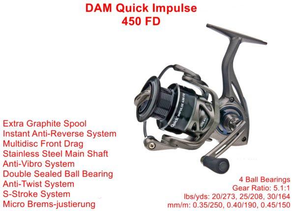 DAM Quick Impulse 450 FD