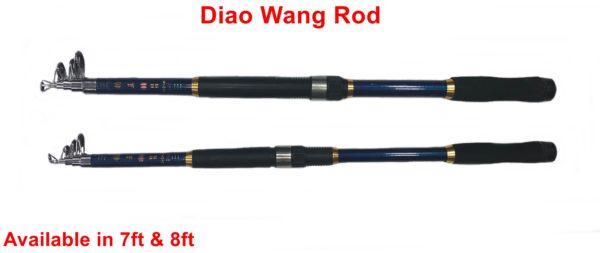 Diao Wang (Blue)