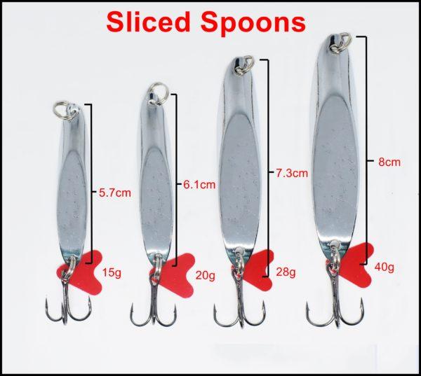 Sliced Spoon