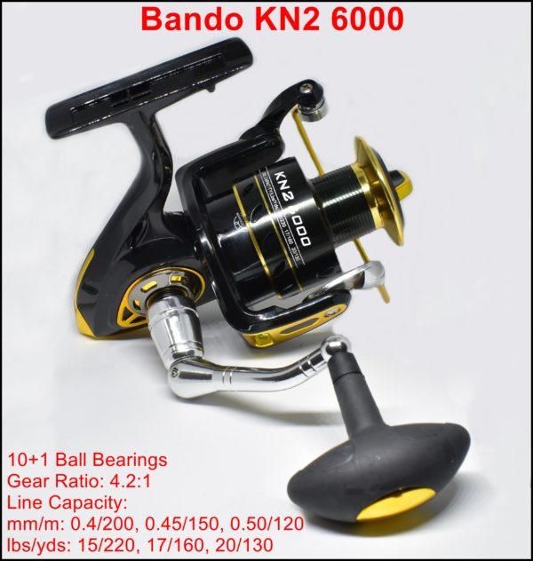 Bando KN2 6000