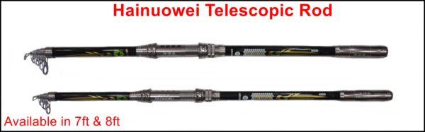 Hainuowei Telescopic Rod