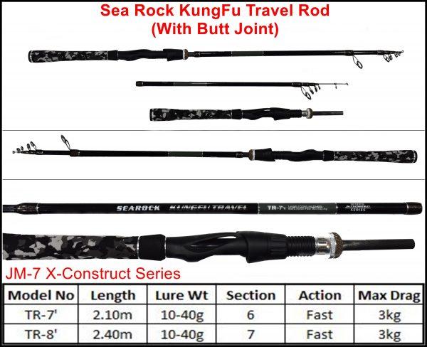 Sea Rock Kung-Fu Travel Rod Final